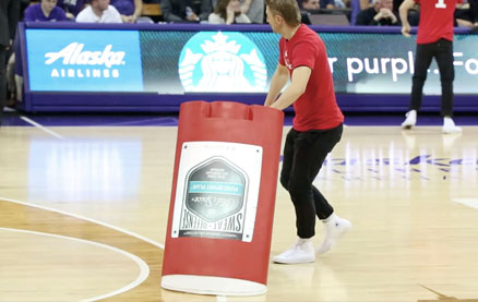 "Old Spice's ""Sweat Mop Boys"" Are Here to Deodorize College Basketball"