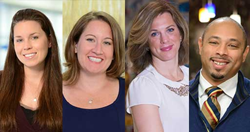 Four Coyne PR Practitioners Named 2018 Jersey's Best MARCOM Professionals Under 40