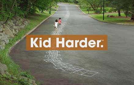 Energized Kids Take Hopscotch to 11 And Beyond in Campaign For Trumoo