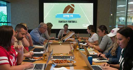 It's Time for Fantasy Football, and for Drafting the Ideal Agency Team