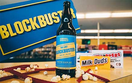 The Last Blockbuster Video in America Gets Its Own Craft Beer