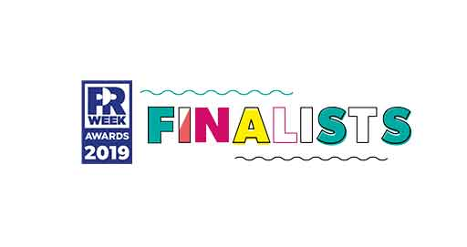 Coyne PR a Finalist for Four 2019 PRWeek Awards