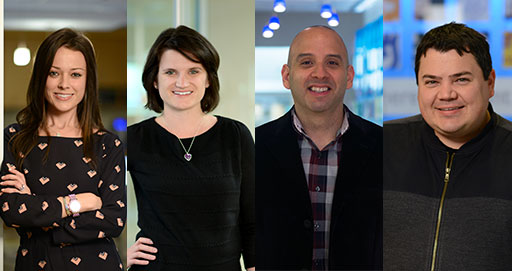 Four Coyne PR Practitioners Named 2019 Jersey's Best Marcom Professionals Under 40