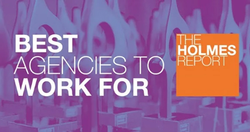 Coyne PR Named One of the Best Midsize Agencies to Work For by The Holmes Report