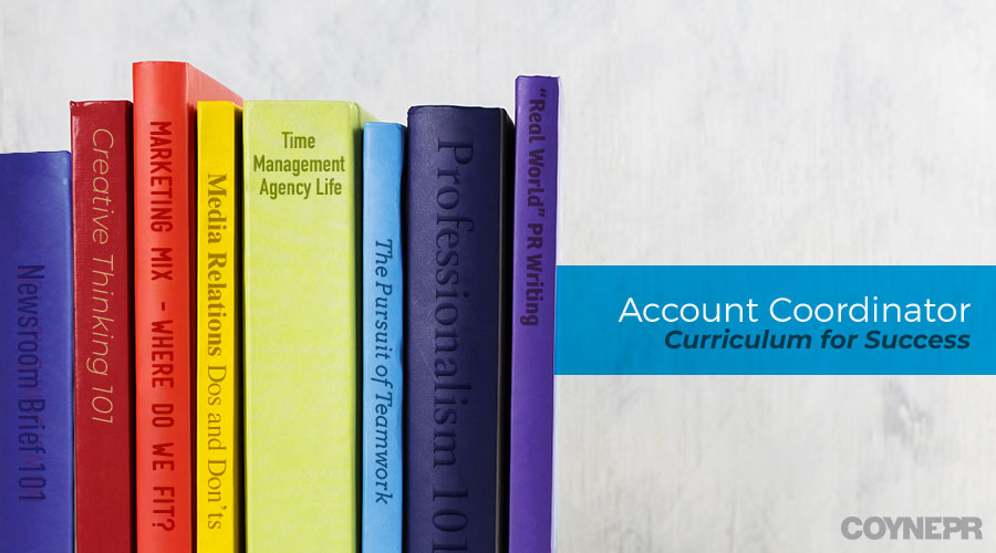 Account Coordinator Curriculum for Success