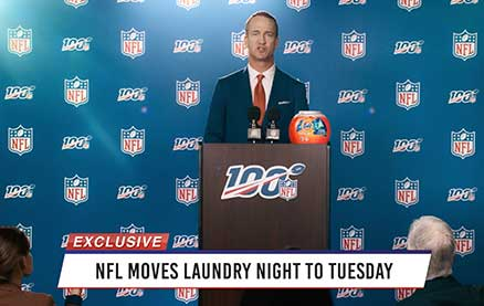 """NFL Now Means """"Not For Laundry"""" in New Tide Campaign"""
