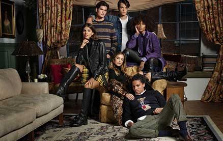 The One Where Ralph Lauren Collaborates With Friends